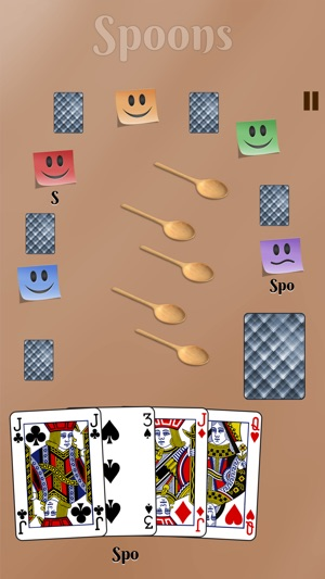 Spoons Card Game On The App Store
