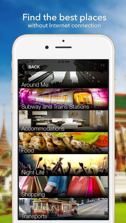 Daegu Offline Map Navigator and Guide