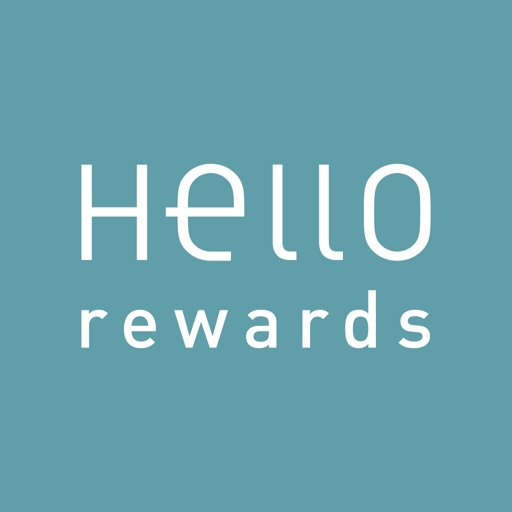 Hello Rewards Stickers