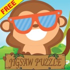 Jigsaw Puzzle Free Games learning for kids 4 icon