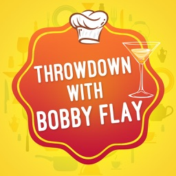 Best App for Throwdown with Bobby Flay