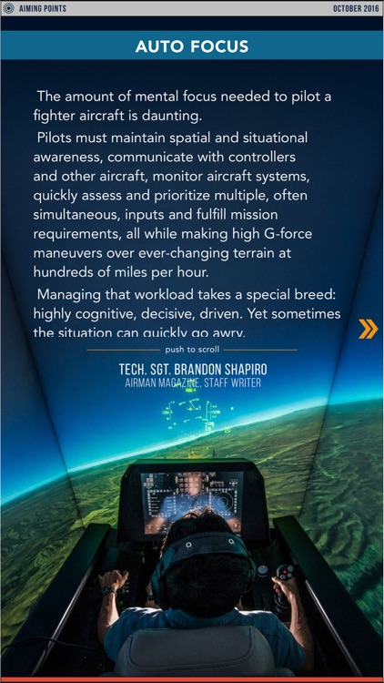 AIRMAN Magazine screenshot-1