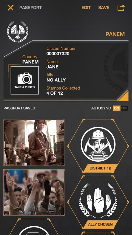 The Hunger Games: The Exhibition Mobile Guide screenshot-3