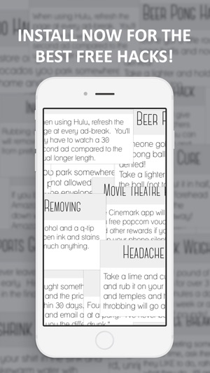 Hack My Life - Life Hack Wiki on the App Store