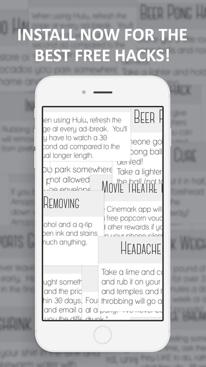 Hack My Life - Life Hack Wiki screenshot-4