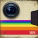 8.Retro VHS - Old School Video Camcorder & Camera