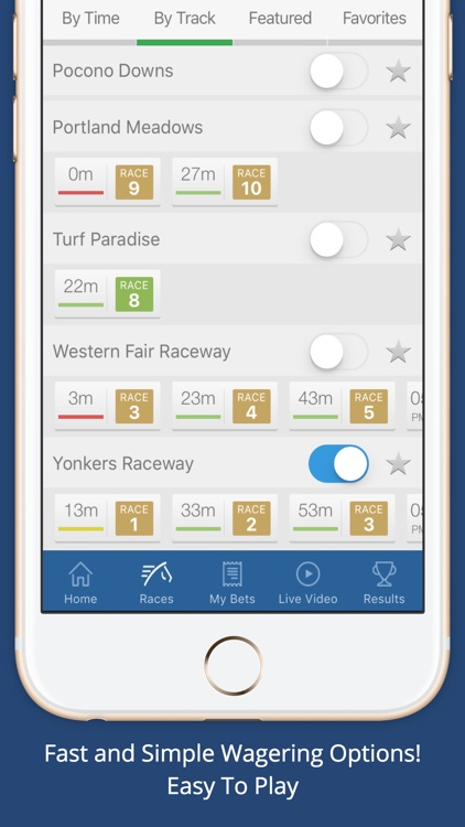 4NJBets - Horse Racing Betting screenshot-3