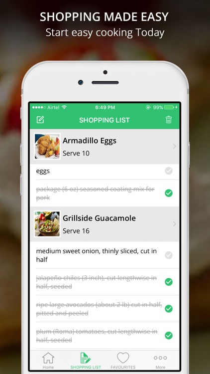 Appetizer Recipes Pro - Cook And Learn screenshot-4