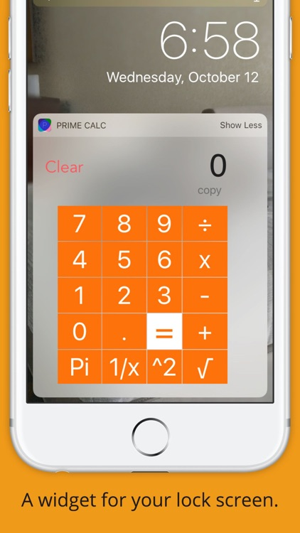 Prime Calc—a better calculator
