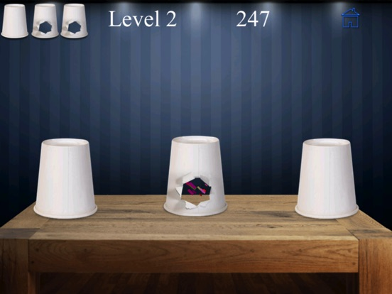 Whack The Cup - find the hidden ball-ipad-2