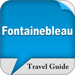 Fontainebleau Offline Map Travel Guide