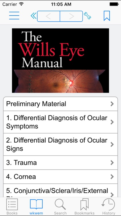 The Wills Eye Manual, 7th Edition screenshot-0