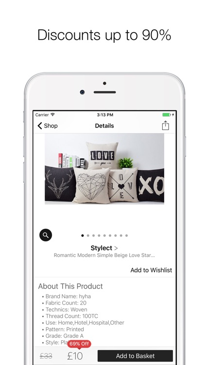 Stylect - Find your Perfect Shoes!