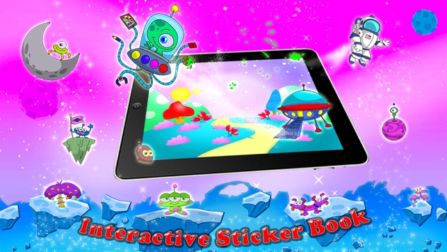 Monster Coloring Book - Draw, Paint & color games on the App Store