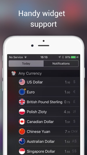 Currency Converter By Neklo On The