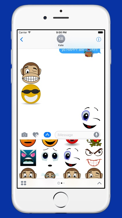 Stickies - Place & Send Stickers For iMessage