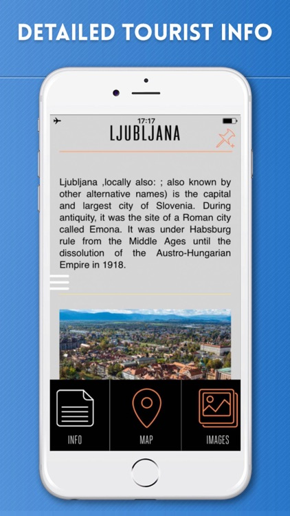 Slovenia Travel Guide and Offline Map