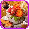 Detention Apps - Thanksgiving Cake Maker Make & Bake Dessert Food artwork