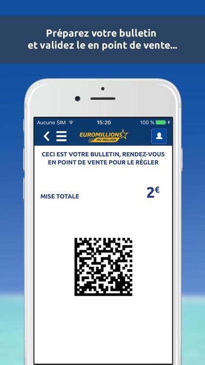 Euro Millions - My Million (officiel) en ligne screenshot-3