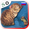 The Story of Miss Moppet in Russian FULL