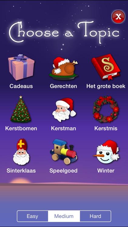 WordSearch Christmas (Dutch)