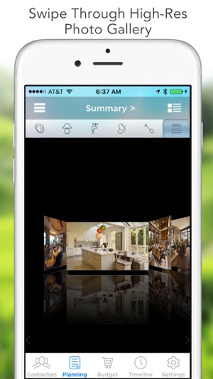 Home Improvement Planner Hip On The App Store