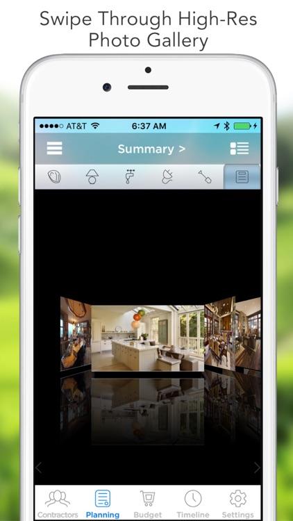 Home Improvement Planner (HIP) screenshot-3
