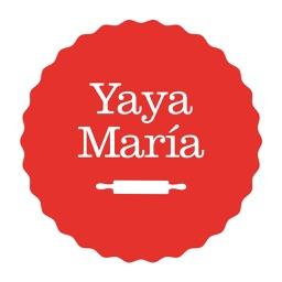 Catálogo Yaya María para iPad