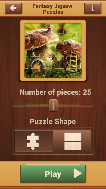 Fantasy Jigsaw Puzzles - Magic Puzzle Game screenshot-4