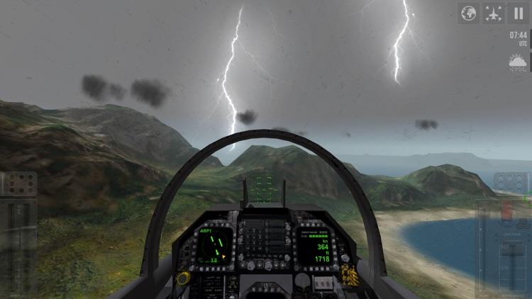 F18 Carrier Landing screenshot-3