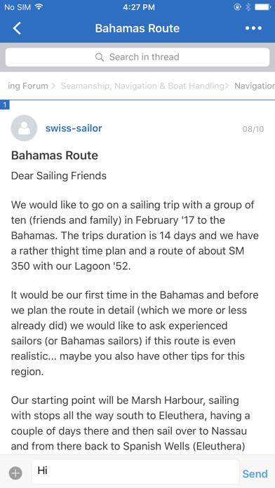 Sailing & Boating Community-1