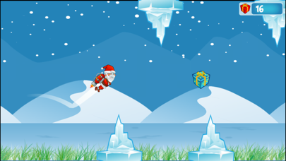 Flying Santa Claus - Christmas Gifts screenshot four