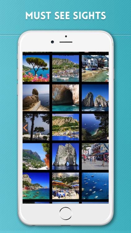 Capri Travel Guide screenshot-3