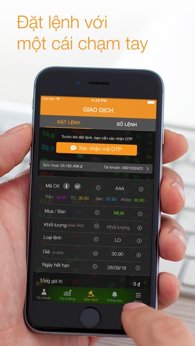 download VNDIRECT Stock Trading apps 2