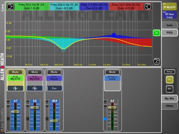 iLive OneMix screenshot-3