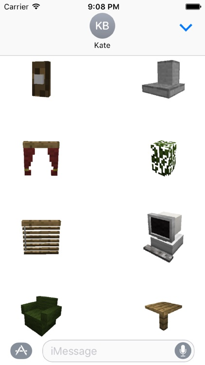 Furniture Mod Stickers screenshot-4
