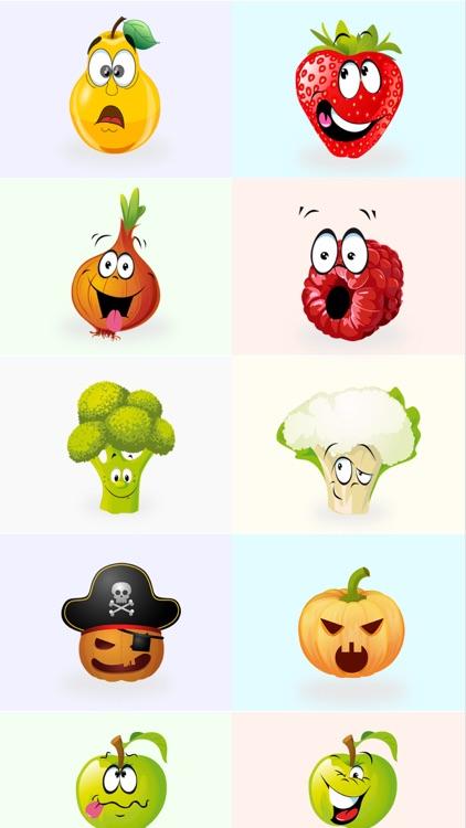 Stickers & Emojis Stock for iMessage screenshot-3