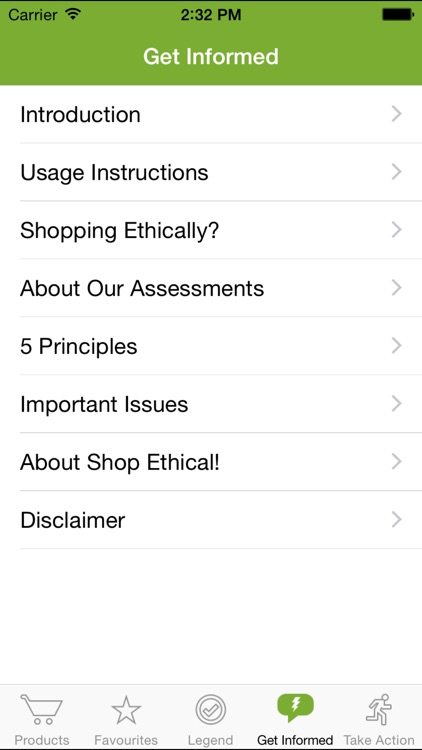 Shop Ethical! screenshot-3