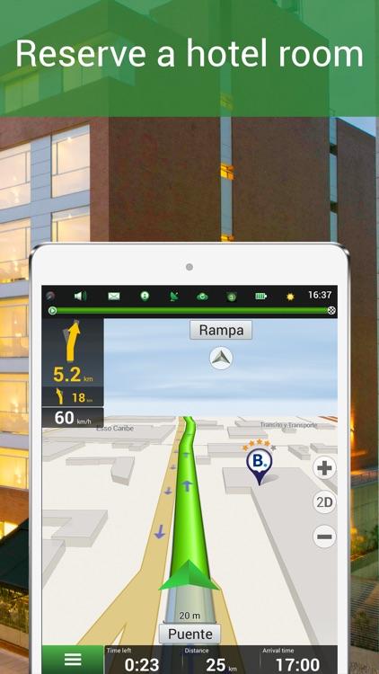 Navitel Navigator Colombia screenshot-3