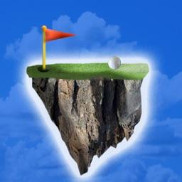 Mini Golf Island Skies Edition