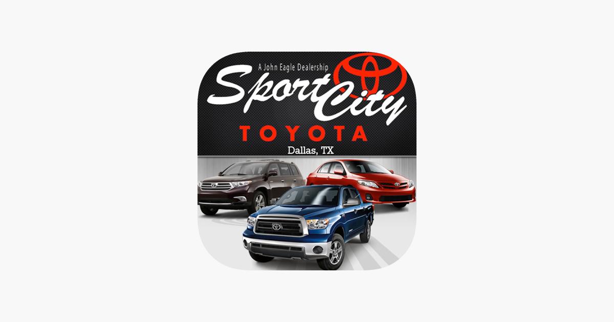 Sport City Toyota Na App Store