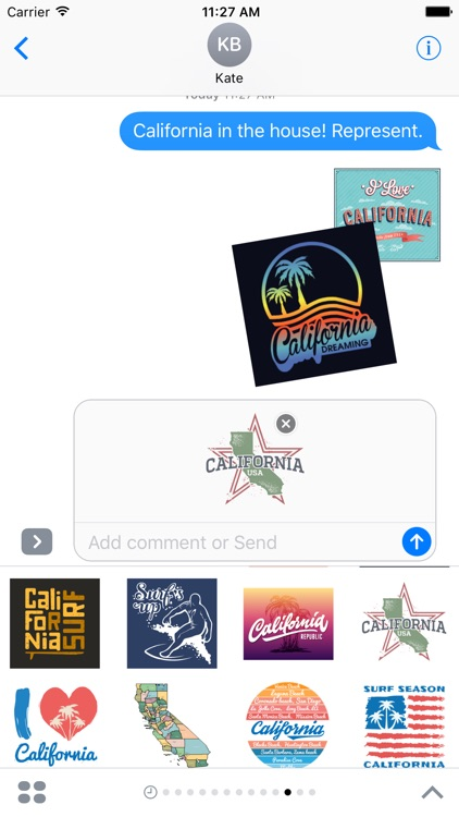 California Stickers