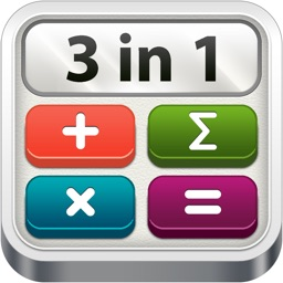 Calculator 3 in 1