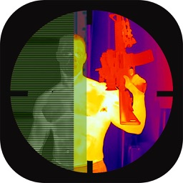Thermal Night Vision Glitch Camera Pro Pack