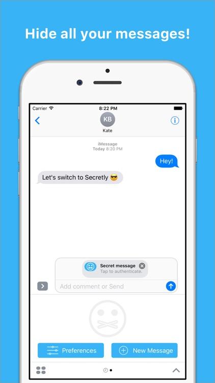 Secretly Messaging