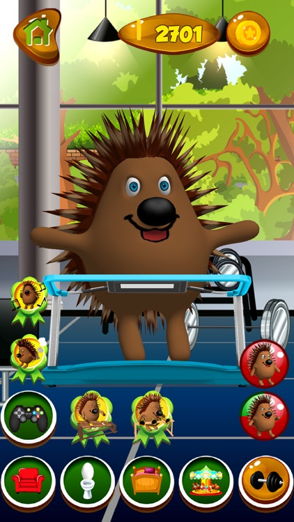 Talking Hedgehog screenshot-4