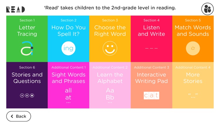 Read4Kids - Kids learn to read in 20 easy lessons screenshot-0