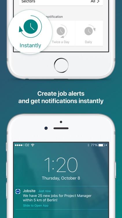 Jobsite Jobs screenshot-3