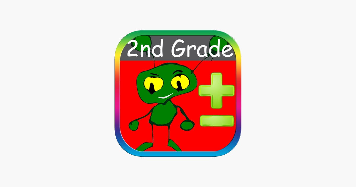 2nd Grade Math Worksheets for Kids Math Whizz on the App Store
