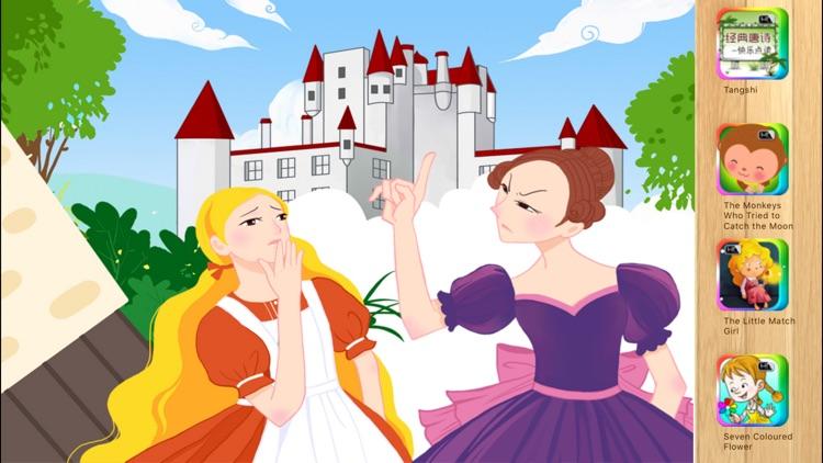 The True Bride - Bedtime Fairy Tale iBigToy screenshot-3